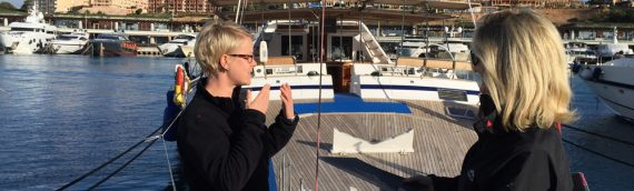 Sea Emporium team hit up Palma for the Boat Show 2016!