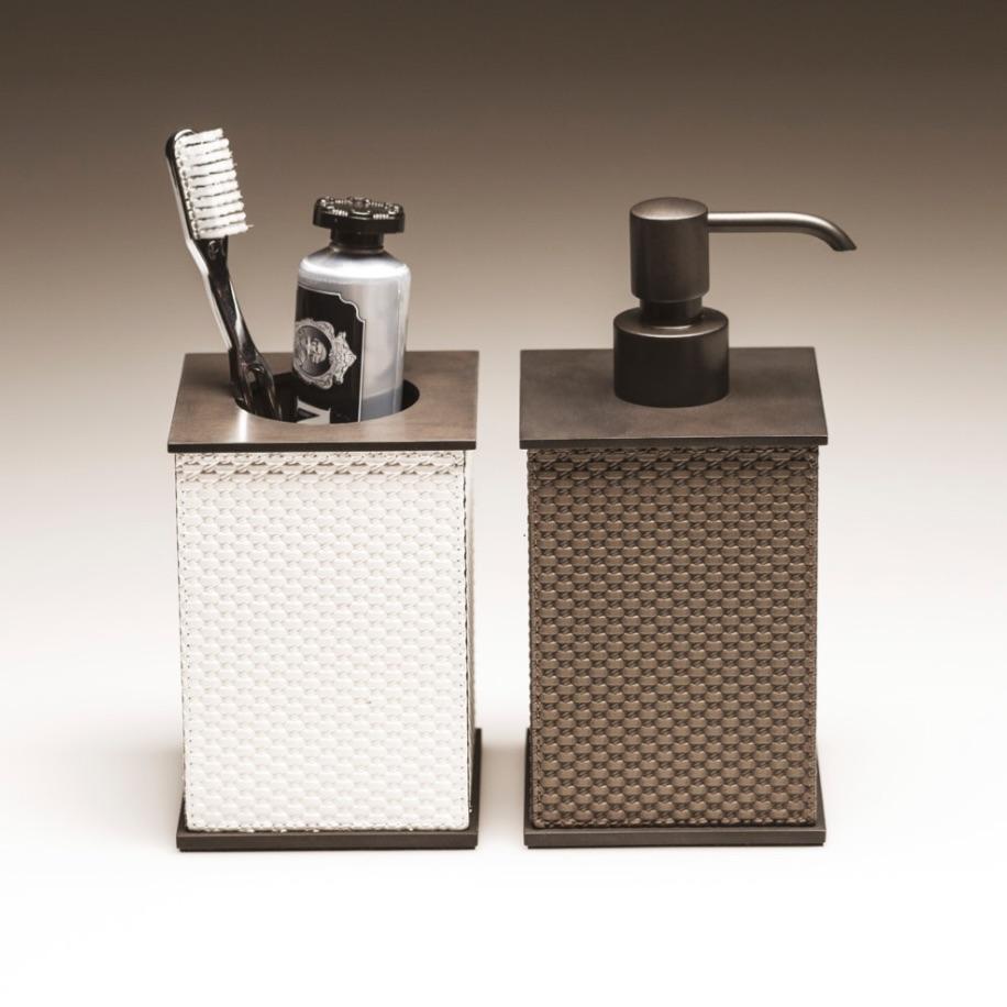 Bathroom Accessories Sea Emporium, Leather Bathroom Accessories