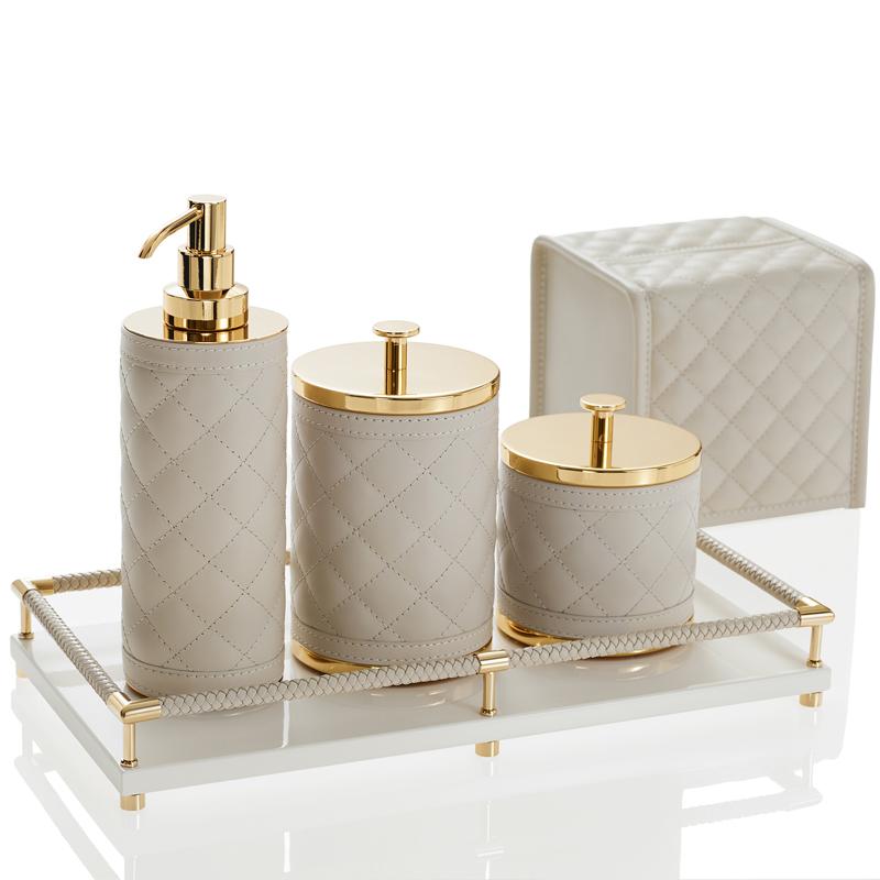 Leather Accessories Sea Emporium, Leather Bathroom Accessories